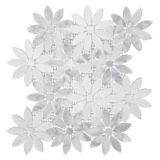 37_Carrara_Floral_Marble_Thassos_Marble_E803 copy