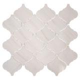Euro Tile Stone Ariston White Arabesque