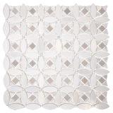 Euro Tile Stone Pure White Carrara Oriental Grey