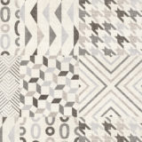 Euro Tile Stone Aria Mix Decor