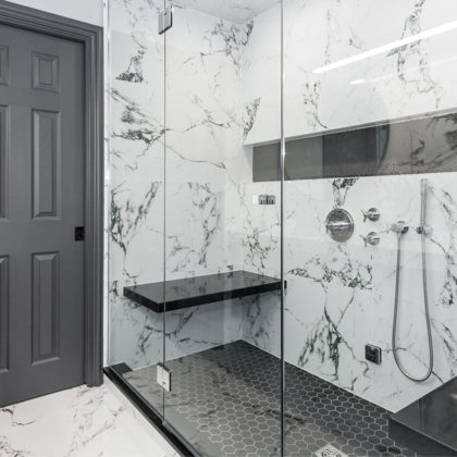 Euro Tile Stone Artium Deisgn Build Bathroom
