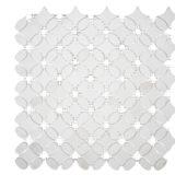 Euro Tile Stone Fiore Ariston Super White