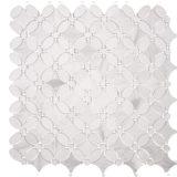 Euro Tile Stone Fiore Ariston Super White Bianco Carrara