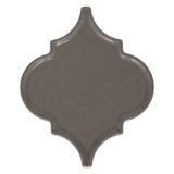 Euro Tile Stone Glossy Lantern Dark Grey
