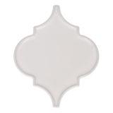 Euro Tile Stone Glossy Lantern White