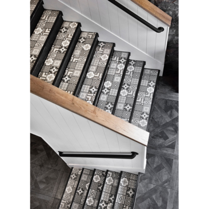 Euro Tile Stone Henrietta Southam Social Stairs