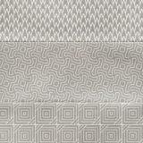 Euro Tile Stone Opal Grey Decor