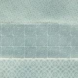 Euro Tile Stone Opal Turquoise Decor