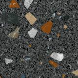 Euro Tile Stone Stracciatella Grafito