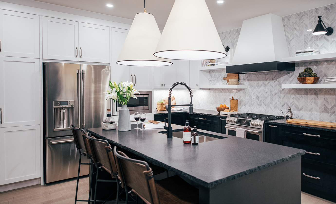 Showroom Residential Kitchen